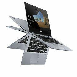 Asus TP412UA-EC141T VivoBook Flip Grey 14