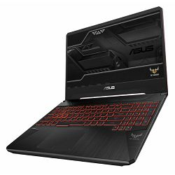 Asus TUF Gaming FX505GD-BQ122 - Intel i5-8300H 3.9GHz / 8GB RAM / HDD 1TB + 128GB SSD / nVidia GTX1050 / 15.6