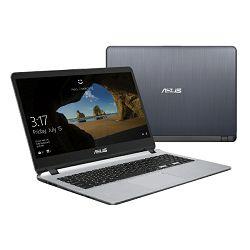 ASUS X507UF-EJ334 - Intel i3-7020U 2.3GHz / 8GB RAM / 256GB SSD / nVidia MX130 / 15.6
