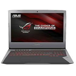 Asus G752VT-GC047D - Intel i7-6700HQ 3.5GHz / 8GB RAM / 1TB HDD / nVidia GF GTX970M / 17.3