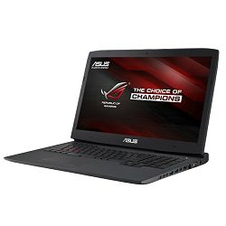 Asus G751JT-T7222T ROG - Intel i7-4720HQ 3.6GHz / 16GB RAM / 2TB HDD / 17.3