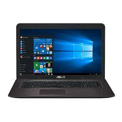 Asus K756UQ-T4022D - Intel i7-6500U 3.1GHz / 8GB RAM / 1TB HDD / nVidia GF940MX / 17.3