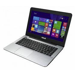 ASUS X455LA-WX327T - Intel i3-5010U 2.10GHz, 4 GB RAM, 1 TB HDD, 14