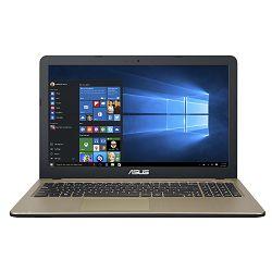 Asus VivoBook 15 X540UA-GQ080T - Intel i3-6006U 2.0GHz / 4GB RAM / 256GB SSD / noODD / 15.6