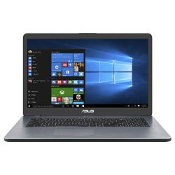 Asus VivoBook 17 X705UB-BX253 - Intel Pentium 4405U 2.1GHz / 4GB RAM / 256GB SSD / nVidia MX110 / 17.3