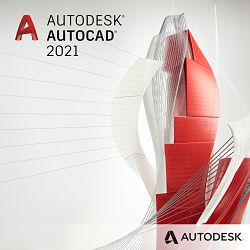 Autodesk AutoCAD - including specialized toolsets AD Commercial New Single-user ELD Annual Subscription