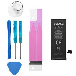 Avacom baterija za Apple iPhone SE, 3.82V, 1624mAh