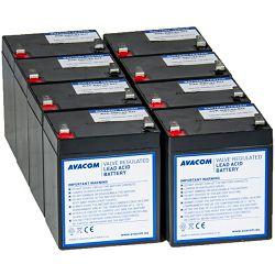 Avacom baterija kit za APC RBC43