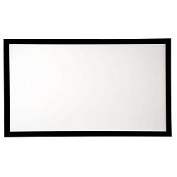 Avtek Frame Cinema 280 (projection area 266x150cm; 16:9; Matt-White; black borders)