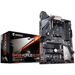 GIGABYTE Main Board Desktop B450 AORUS ELITE