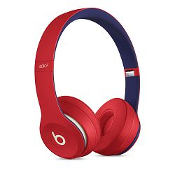 Beats Solo3 Wireless Headphones - Beats Club Collection - Club Red mv8t2zm/a