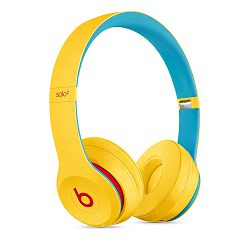 Beats Solo3 Wireless Headphones - Beats Club Collection - Club Yellow mv8u2zm/a
