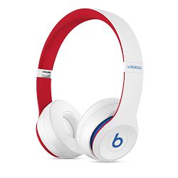 Beats Solo3 Wireless Headphones - Beats Club Collection - Club White mv8v2zm/a
