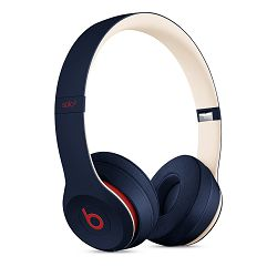 Beats Solo3 Wireless Headphones - Beats Club Collection - Club Navy mv8w2zm/a