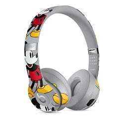 Beats Solo3 Wireless Headphones - Mickey's 90th Anniversary Edition mu8x2zm/a