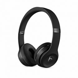 Beats Solo3 Wireless On-Ear Headphones - Black, mp582zm/a