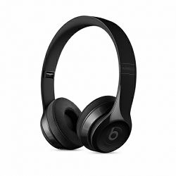 Beats Solo3 Wireless On-Ear Headphones - Gloss Black, mnen2zm/a