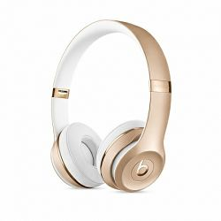 Beats Solo3 Wireless On-Ear Headphones - Gold, mner2zm/a