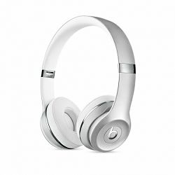 Beats Solo3 Wireless On-Ear Headphones - Silver, mneq2zm/a
