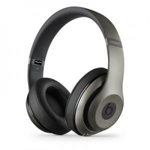 Beats Studio Wireless Over-Ear Headphones - Titanium, mhak2zm/a