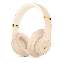 Beats Studio3 Wireless Over-Ear Headphones – Skyline Collection - Desert Sand mtqx2zm/a