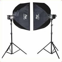 BestShot Studio flash set SMT-2200Z 2x200 Ws