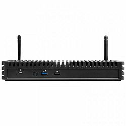 Chassis INTEL Desktop, 1x, USB 2.0, USB 3.0, LAN, HDMI, PSU optional, Black
