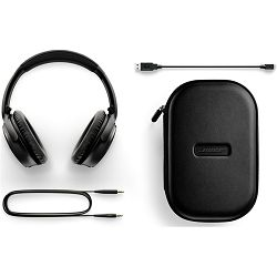 BOSE QuietComfort  35 II, ANC Wireless crne
