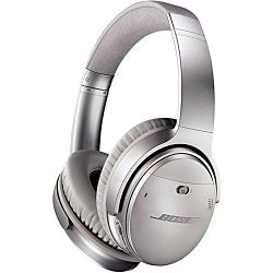 BOSE QuietComfort  35 II, ANC Wireless srebrne
