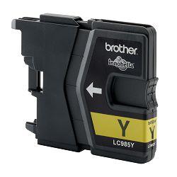 Brother LC985Y Spremnik s tintom zute boje, LC985Y