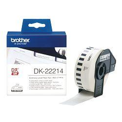 Brother 12 mm x 30,48 m. kontinuirana traka, DK22214