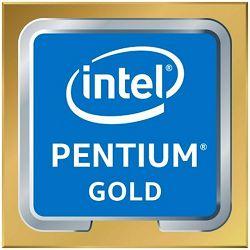 Intel CPU Desktop Pentium G6600 (4.2GHz, 4MB, LGA1200) box