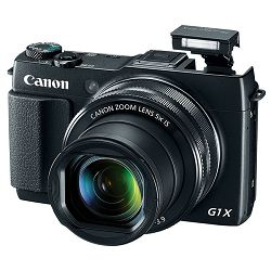 Canon PowerShot PS G1X mkII, 12.8MP, 5x, 3