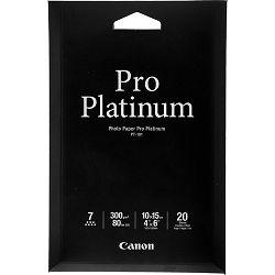 Canon Pro Platinum Photo PT101 10x15 - 20L