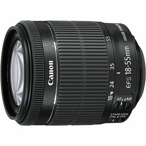 Canon EF-S 18-55mm 3.5-5.6 IS STM bulk