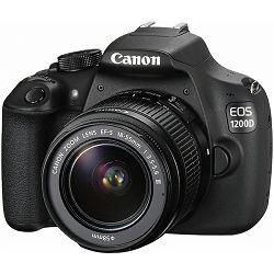 Canon EOS 1200D 18-55, 18MP, ISO6400, FullHD