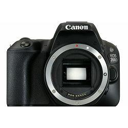 Canon EOS 200D Body crni DSLR Digitalni fotoaparat
