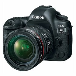 Canon EOS 5D Mark IV + 24-70 F4 L kit DSLR Camera with 24-70mm f/4L Lens digitalni fotoaparat i objektiv