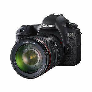 Canon EOS 6D WIFI / GPS + 24-105 F4 L IS