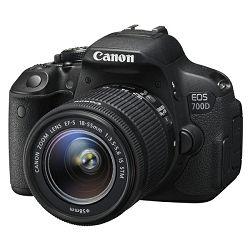 Canon EOS 700d 18-55mm IS STM - AKCIJA!