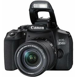 Canon EOS 850D Camera with 18-55 IS Lens