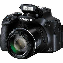 Canon PowerShot SX60 HS kompaktni digitalni fotoaparat ultrazoom 65x s integriranim objektivom 3.8-247mm f/3.4-6.5 USM (9543B002AA)