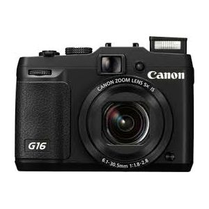 Canon PS G16 IS, 12.1MP, FHD, WiFi, DiG!C 6