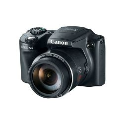 Canon SX510 IS, 12.1MP, 30x zoom, WiFi, FullHD