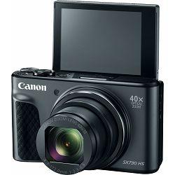 Canon PowerShot SX730 HS, crni