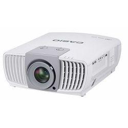 Casio XJ-L8300HN - DLP, Laser, 20.000 hours, 4K-UHD (3840x2160), 5000 AL, 19.8 kg, VGA, 2x HDMI, HD-BaseT, Lens Shift