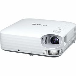 Casio XJ-S400W- WXGA, 4000 ANSI, LED/Laser, Kontrast 20000:1, 3.8KG, Audio, Video, S-Video, VGA, 2x HDMI, 20000 sati