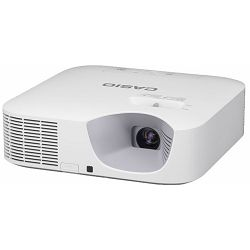 Casio XJ-V100W - DLP, Laser & LED Hybrid, 20.000 hours, WXGA (1280x800), 3000 AL, 20.000:1, 2.8 kg, VGA, HDMI