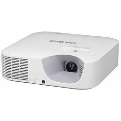 Casio XJ-V10X - DLP, Laser & LED Hybrid, 20.000 hours, XGA (1024x768), 3300 AL, 20.000:1, 2.8 kg, VGA, HDMI
