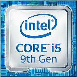 Intel CPU Desktop Core i5-9400F (2.90GHz,9MB,65W,1151) Tray